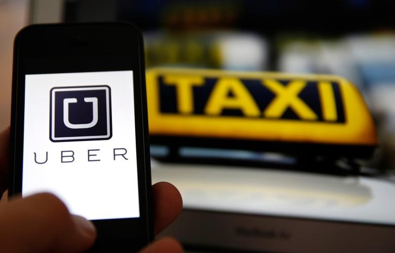 Resultado de imagem para taxistas uber